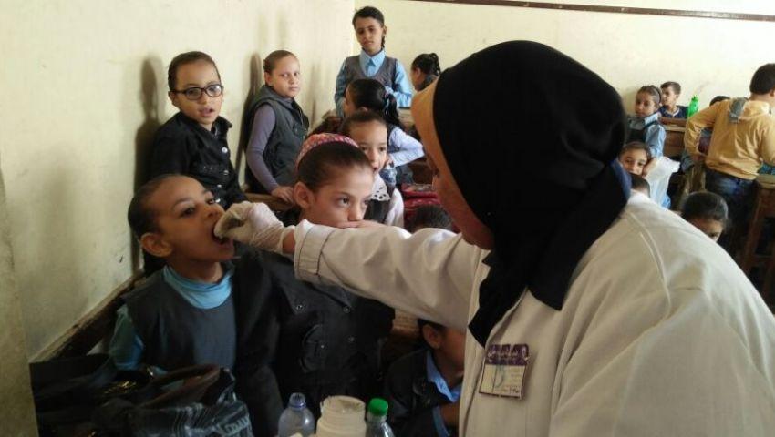 حقيقة تسبب تطعيمات تلاميذ الابتدائي في الإصابة مستقبلًا بالعقم