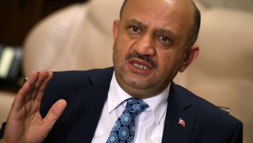 وزير تركي: الجيش السوري الحر قادر على الدفاع عن أراضيه