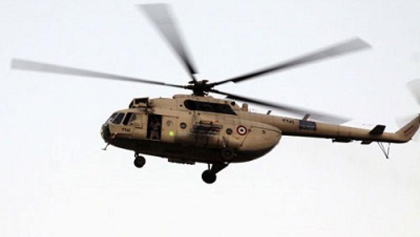 5 طائرات عسكرية تحلِّق فوق المعتصمين بميدان رابعة