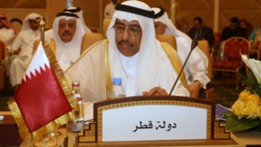السفير القطري يستأنف عمله رسميا بالقاهرة
