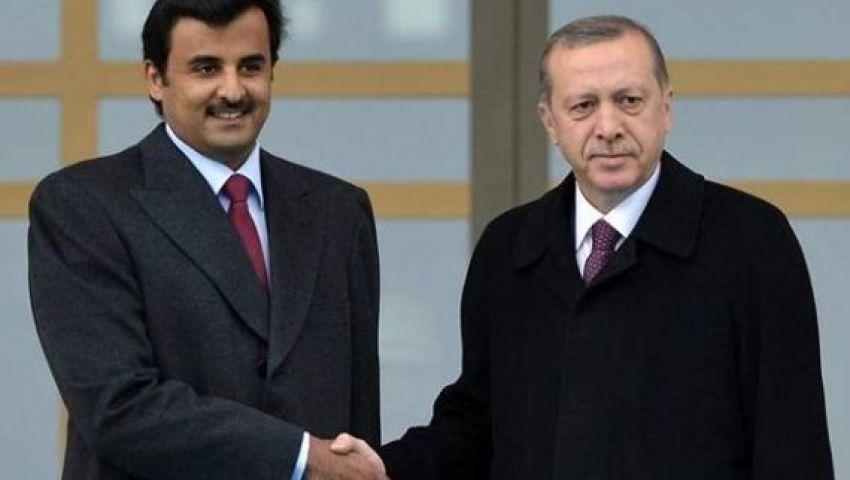 تركيا غاضبة بسبب قناة الجزيرة.. هل يتصدع تحالف أردوغان وتميم؟