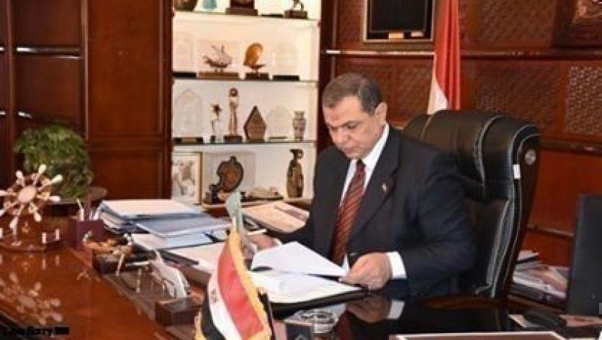 القوي العاملة تبدأ حصر العمالة المصرية بالخارج