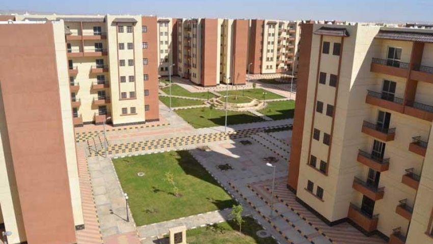 الإسكان: الانتهاء من 11 ألف وحدة بمدينة أسيوط الجديدة