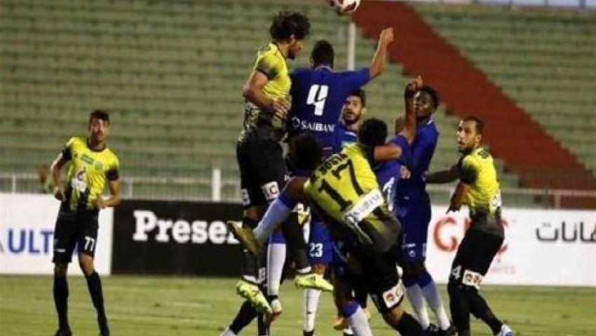 الدوري المصري | المقاولون يبحث عن الوصافة أمام سموحة