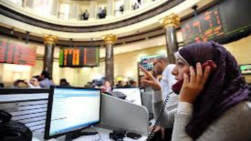 البورصة تكسب 2.8 مليار جنيه رغم استمرار خروج الأجانب