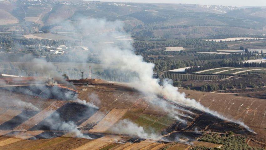 بعد ضربة حزب الله.. تعرف على أول إجراء عسكري إسرائيلي على الحدود مع لبنان