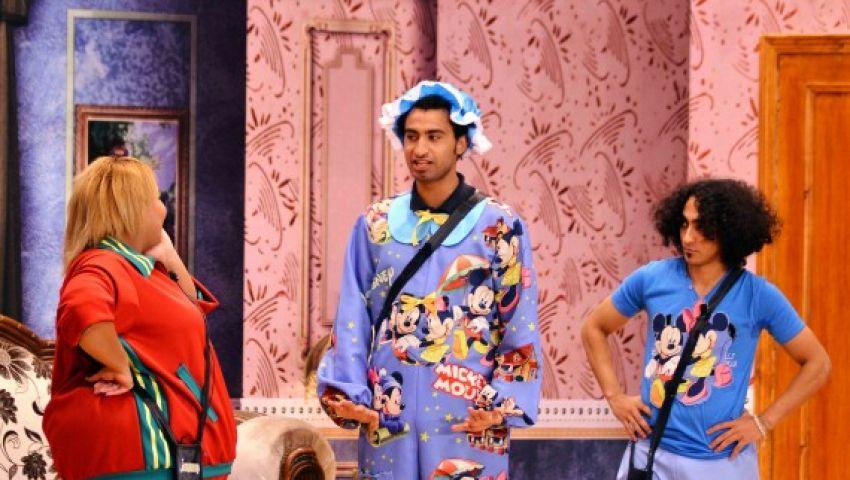 حلقات مسرح مصر كاملة على mbc