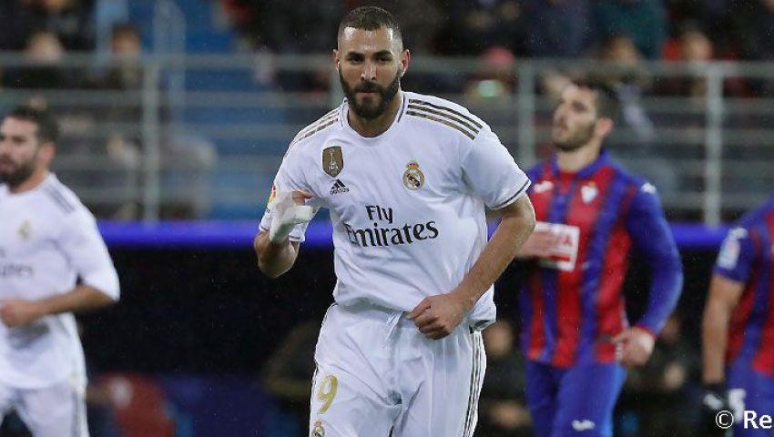 إنفوجراف| أفضل هدافي ريال مدريد في تاريخ الدوري الإسباني