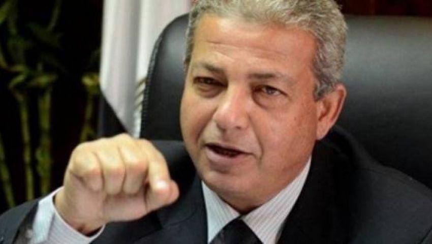 وزير الرياضة: المنتخب قادر على التأهل لكأس العالم