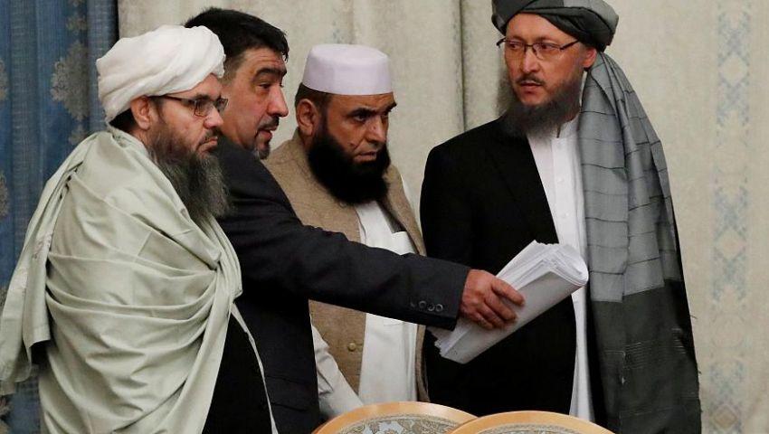 في الدوحة.. أول لقاء بين الحكومة الأفغانية وطالبان بدون تفاوض