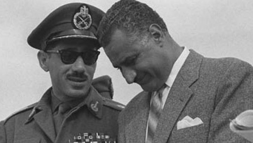 فيديو..جيهان السادات: قطعة حشيش وراء انتحار عبد الحكيم عامر