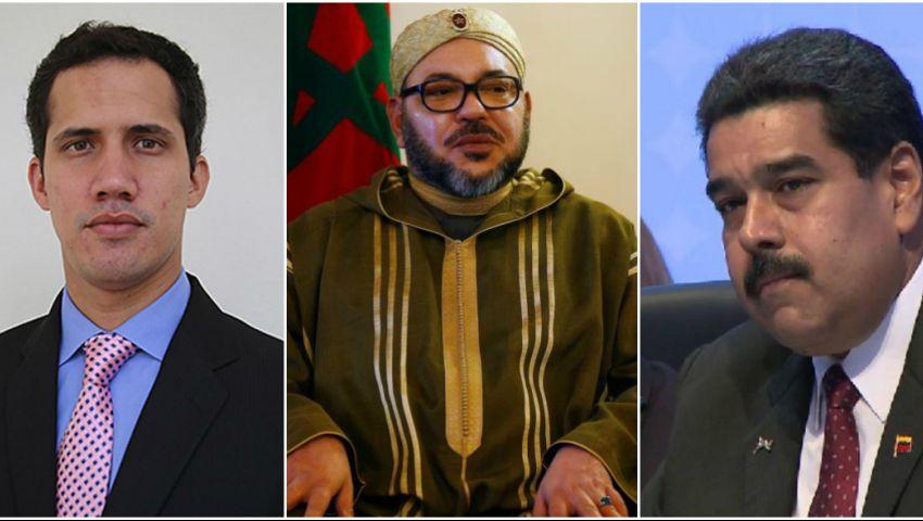 لهذه الأسباب.. المغرب أول دولة عربية تدعم «انقلاب فنزويلا»