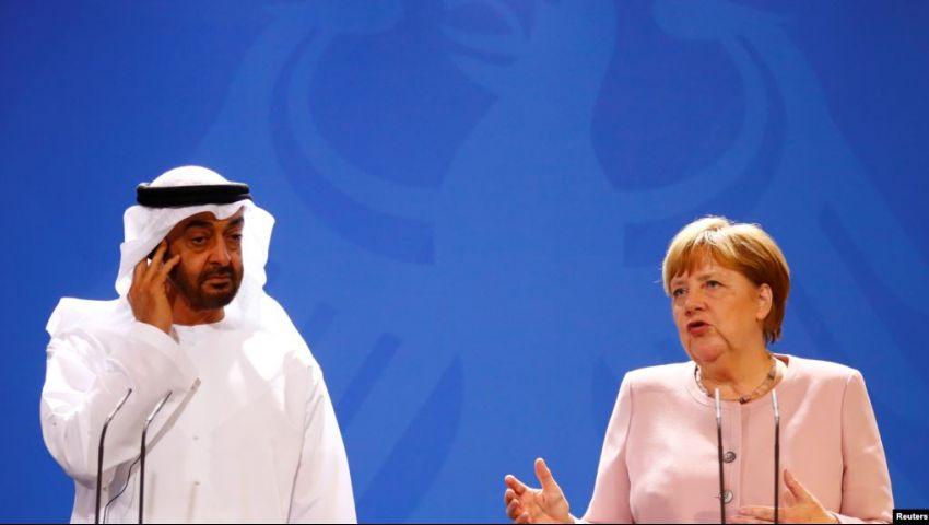 صحيفة ألمانية: في نزاع إيران.. ميركل تستعين بـ «أقوى رجل في الشرق الأوسط»