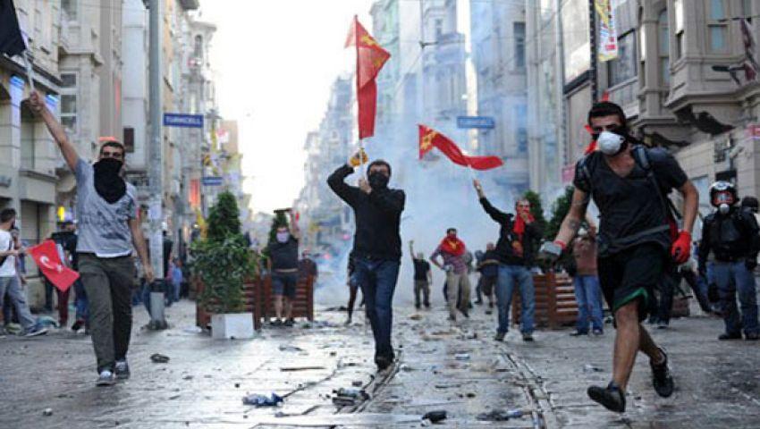 محكمة تركية تعتقل 4أشخاص على خلفية مظاهرات جيزي