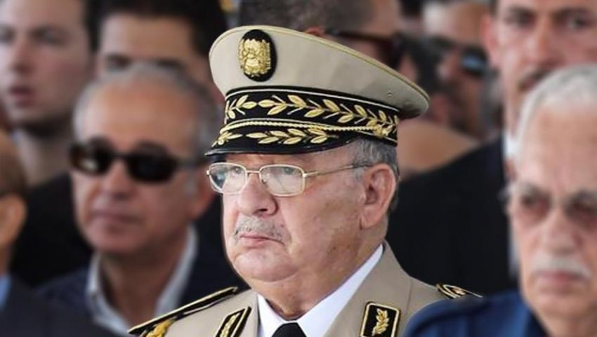 قائد الجيش الجزائري: بعض الأطراف تسعى لإحداث فراغ دستوري