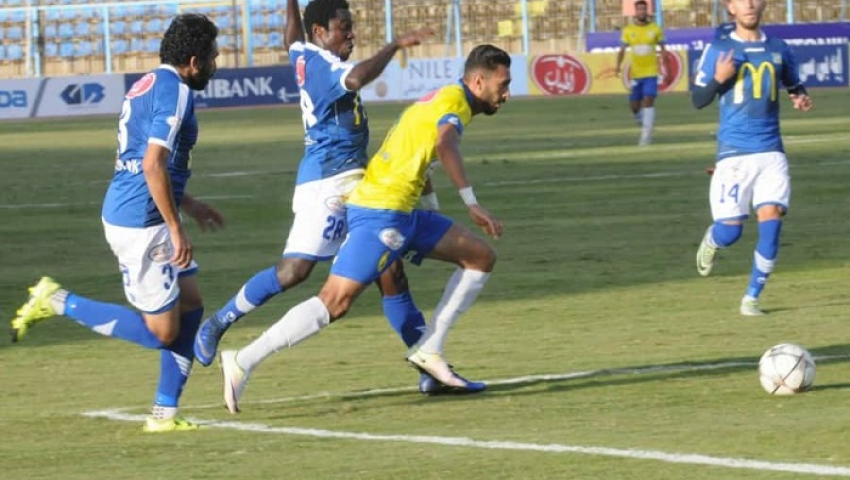 فيديو| الإسماعيلي يواصل نزيف النقاط في الدوري أمام طنطا