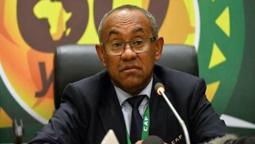 أول رد للاتحاد الأفريقي بعد أحداث مباراة الترجي والوداد
