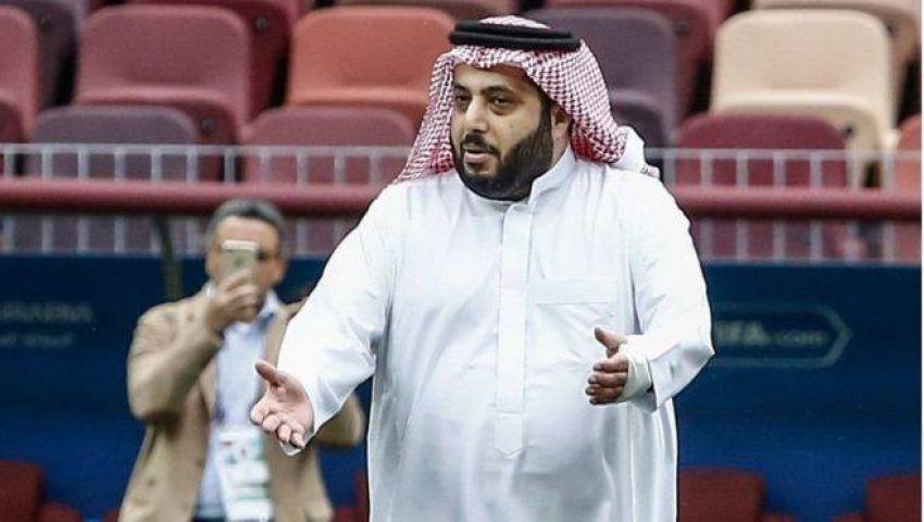 تركي آل الشيخ يشكو 23 شخصًا بتهمة السبّ والإضرار بالاقتصاد المصري