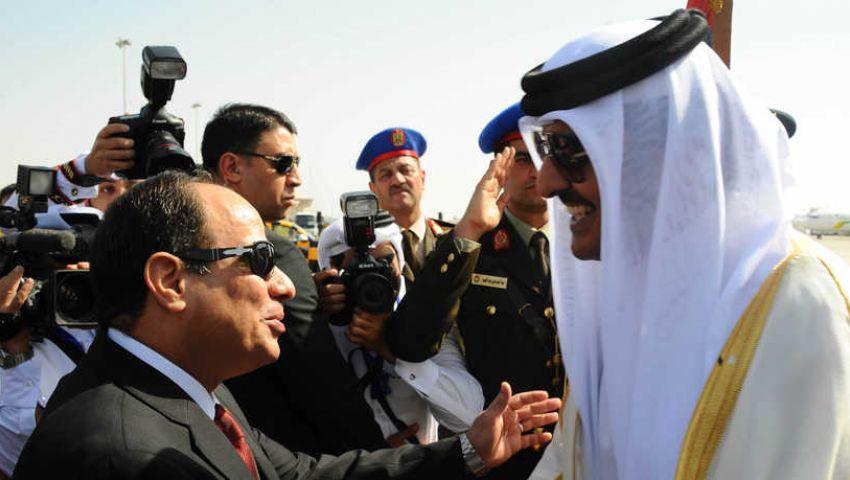 برلماني مصري يهاجم قطر فى حضور وزير الخارجية.. ماذا قال ؟