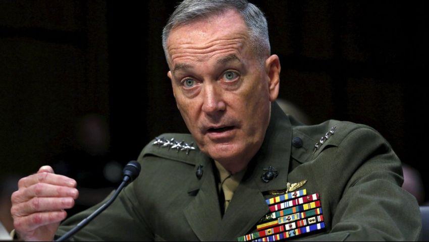 رئيس الأركان الأمريكي: تعزيز الوجود العسكري في الخليج رسالة لإيران
