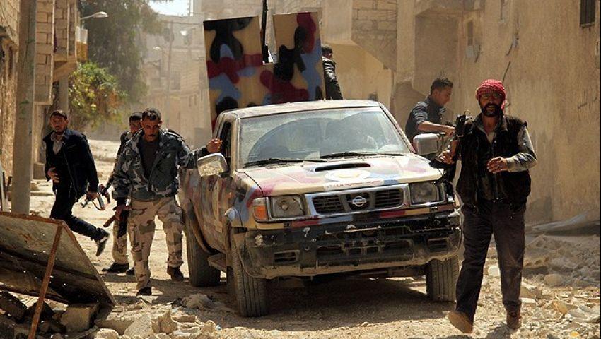 مقاتلو المعارضة السورية: حلب لن تحاصر
