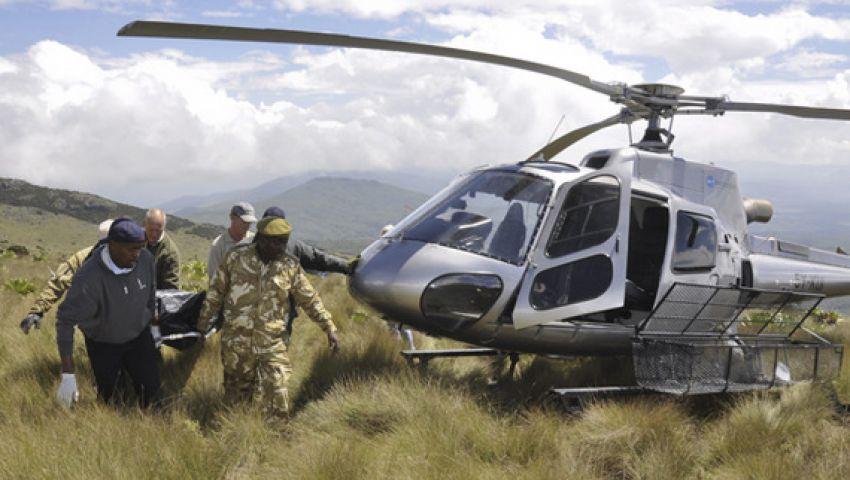 مقتل 4 أشخاص إثر تحطم طائرة في نيروبي