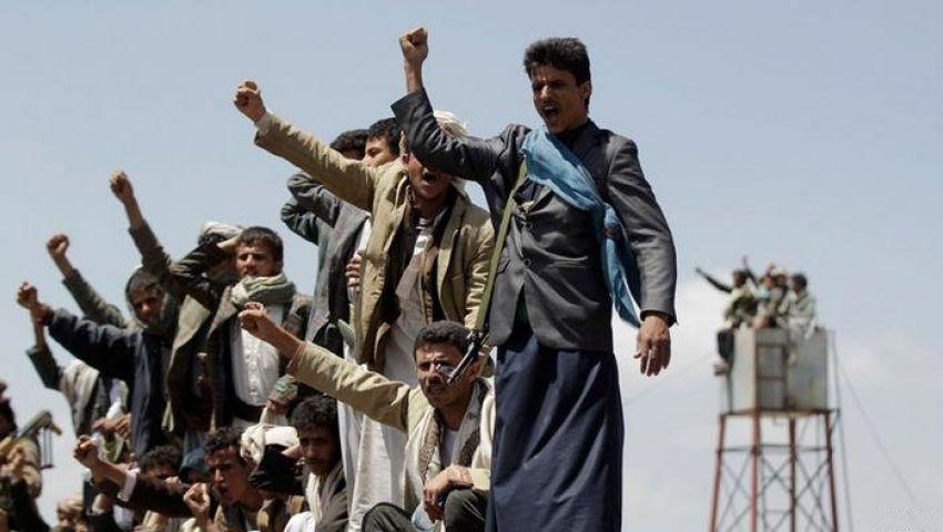 الحوثي يحتفل ويلقي بيان النصر.. وصنعاء تغرق في الصمت