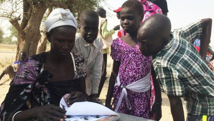 الصليب الأحمر: أكثر من 4 آلاف مفقود في جنوب السودان منذ 2013