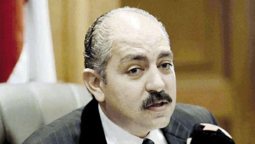 العامرى فاروق يستقيل من وزارة الرياضة