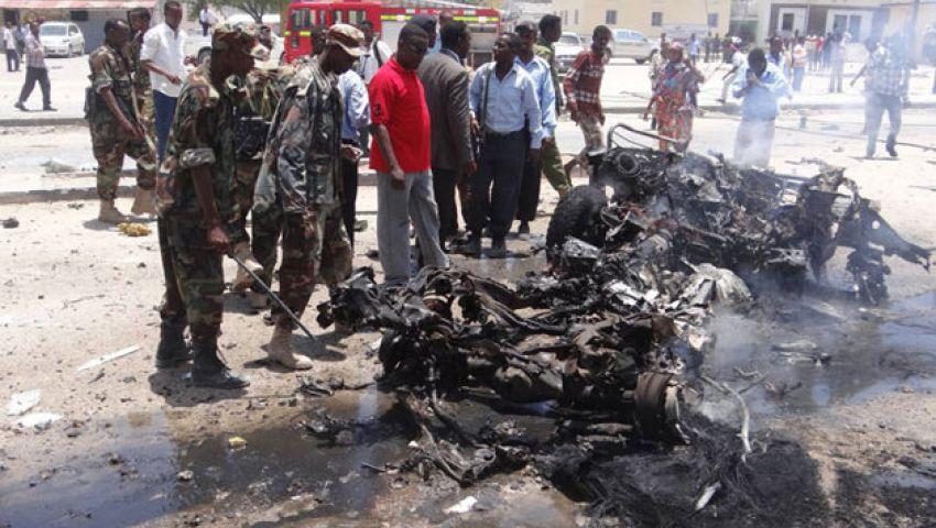 مقتل 15 في تفجيرين بمقديشو