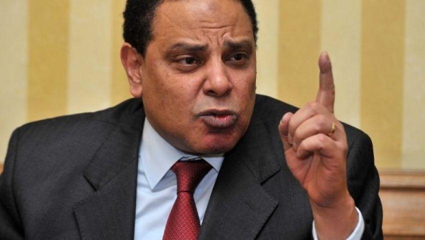الأسوانى: ليت الإخوان يحملون صور شهداء رفح مع شهيدات المنصورة