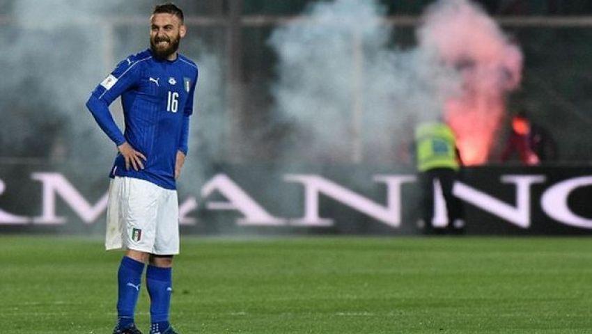 تصفيات كأس العالم  دي روسي يقود إيطاليا للفوز على ألبانيا