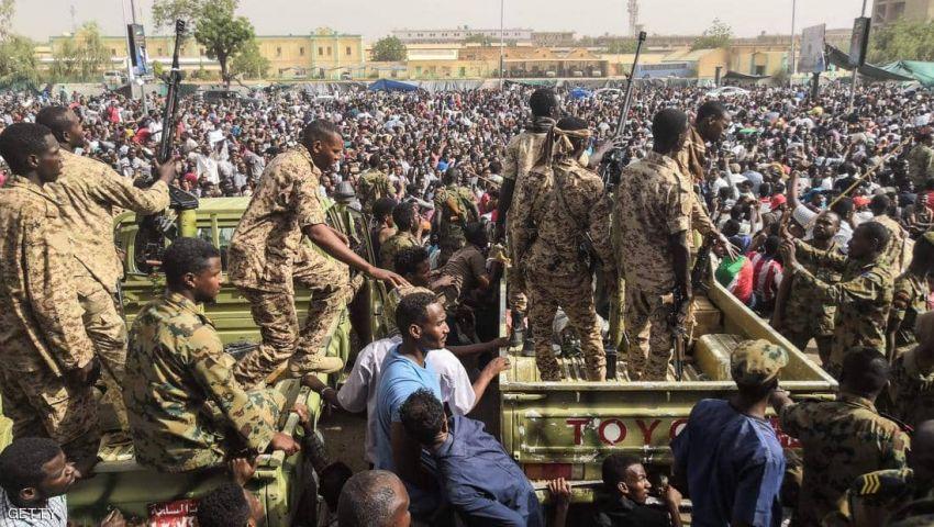 قوى الحراك الشعبي ترفض بيان الجيش السوداني: إعادة إنتاج للنظام
