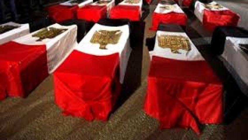 شباب 18: قتل الجنود مسئولية الانقلابيين
