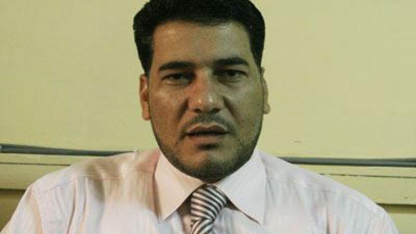 وفد نقابة الصحفيين يزور الدراوي في طرة