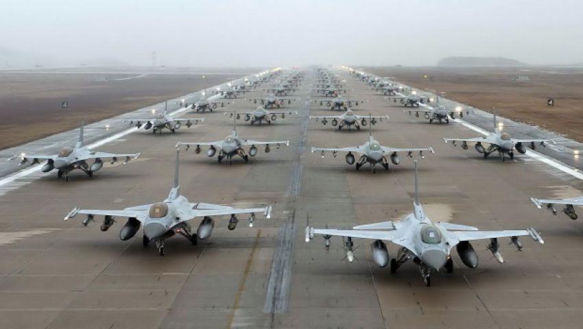العراق يتسلم 4 طائرات أمريكية من طراز «F 16»