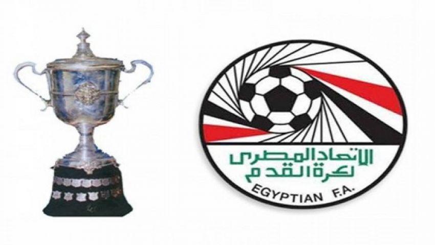 إنفوجراف: الخريطة الكاملة لمباريات «ثمن نهائي» كأس مصر