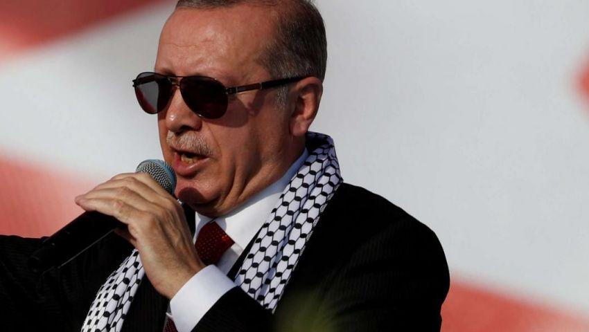 استطلاع بريطاني: 85% من المصريين ينظرون بسلبية لأردوغان