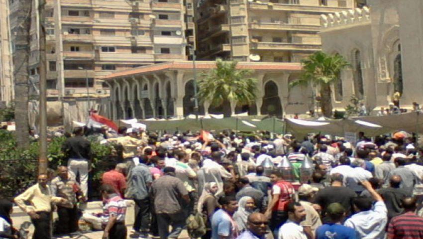 انطلاق مسيرتين معارضتين لمرسي بالإسكندرية