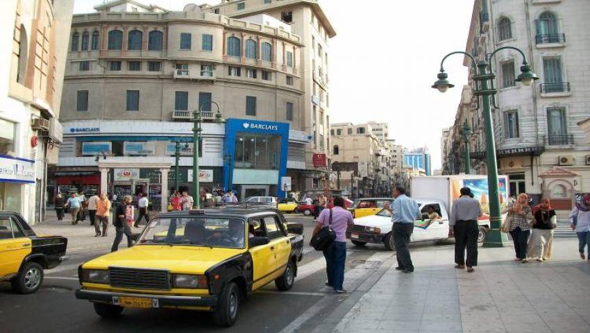 صور|«قلب إسكندرية»..هل يعود شارع «صفية زغلول» إلى نسقه الأوروبي؟
