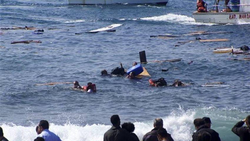 تركيا.. ضبط 126 مهاجراً بمياه بحر إيجه