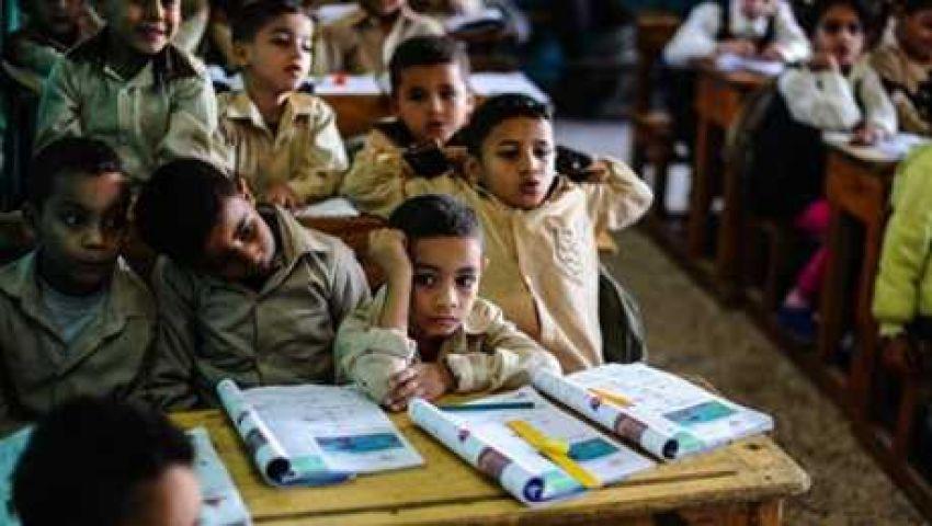 زيادة كثافة الطلاب بالمدارس الرسمية للغات  لـ 50 طفلا بالفصل