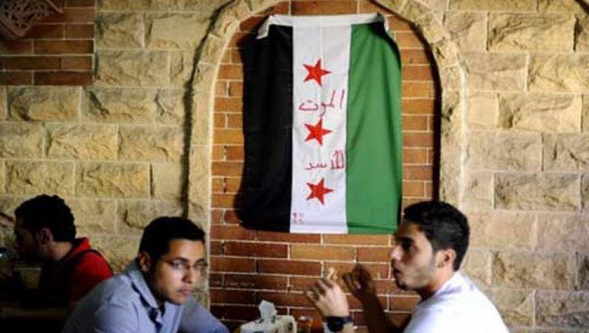 الغزو السوري يجتاح دمياط