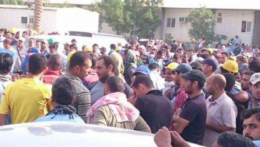 مصري يحاول الانتحار بالحرم النبوي