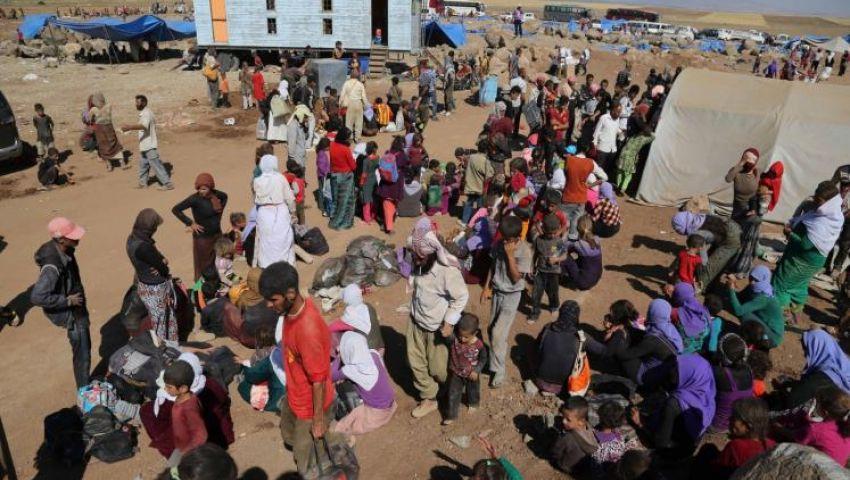 الأمم المتحدة تتوقع نزوح نصف سكان الموصل