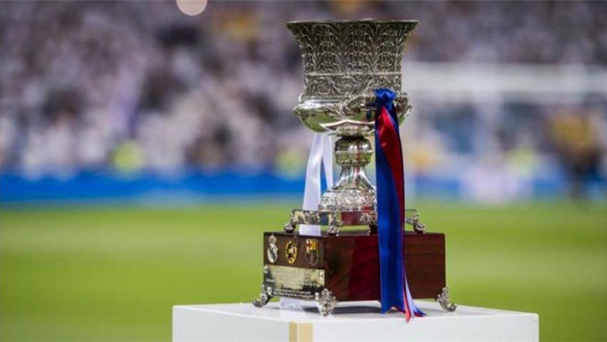 تعرف على مواعيد مباريات كأس السوبر الإسباني