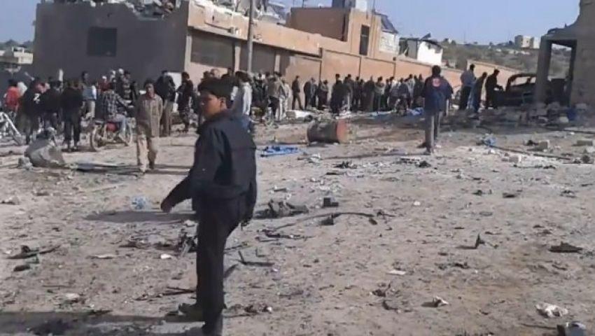 سوريا.. مقتل 3 أشخاص في قصف النظام لمستشفى بإدلب