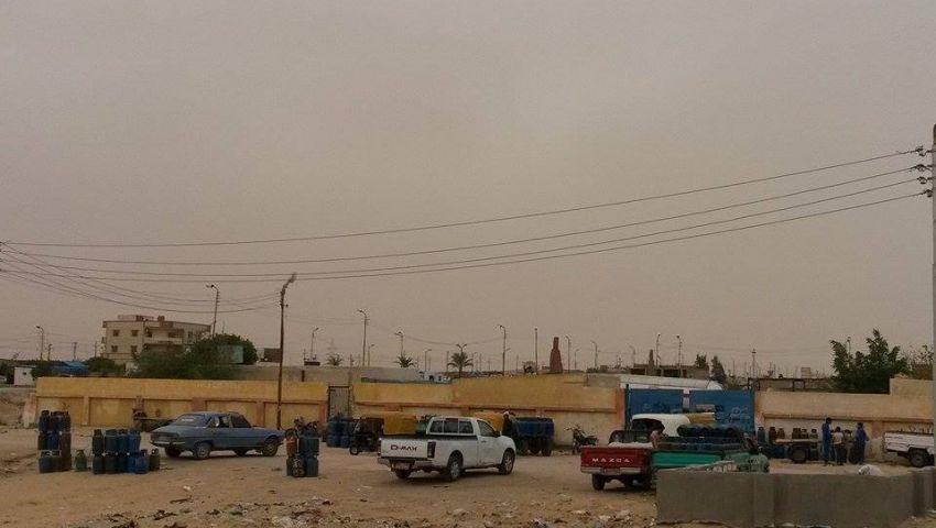بالحطب والنار.. القرون الوسطى تعود من جديد بشمال سيناء