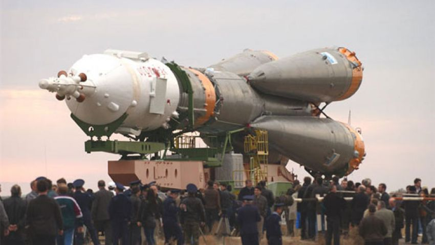تحطم صاروخ روسي بعد ثوان من إطلاقه