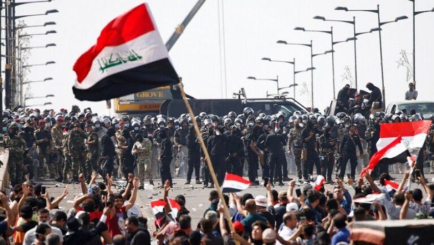 العراق.. تصاعد الاحتجاجات في كربلاء وإصابة 45 متظاهرًا و17 شرطيًا
